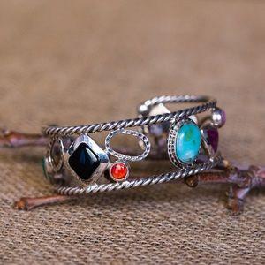 Jewelry - Beautiful handmade bracelet .950 sterling silver